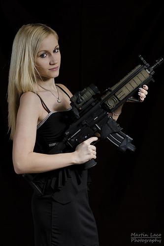 HK416 sub compact