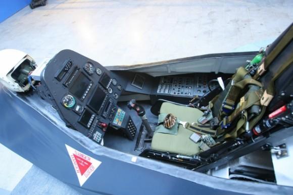 qaher F-313 cockpit