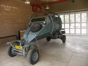 Leopard MRAP