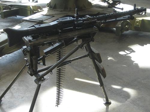 MG34 machinegun