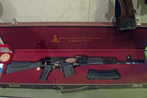 AK-101 Kalashnikov
