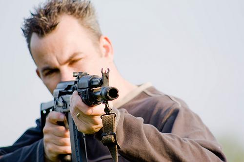 AK-102 Kalashnikov