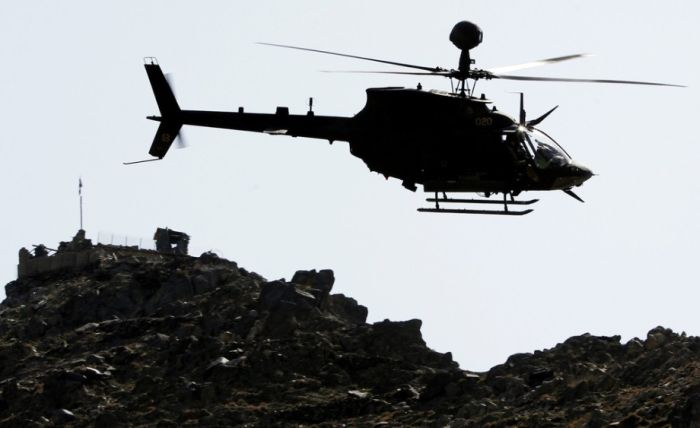 Bell OH-58D Kiowa Warrior (10)