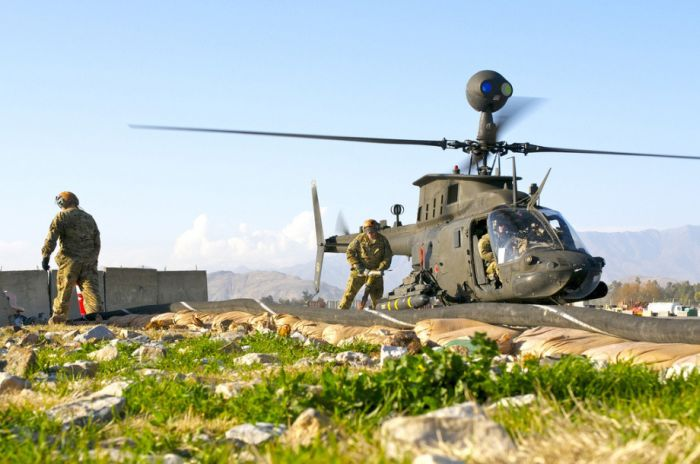 Bell OH-58D Kiowa Warrior (16)