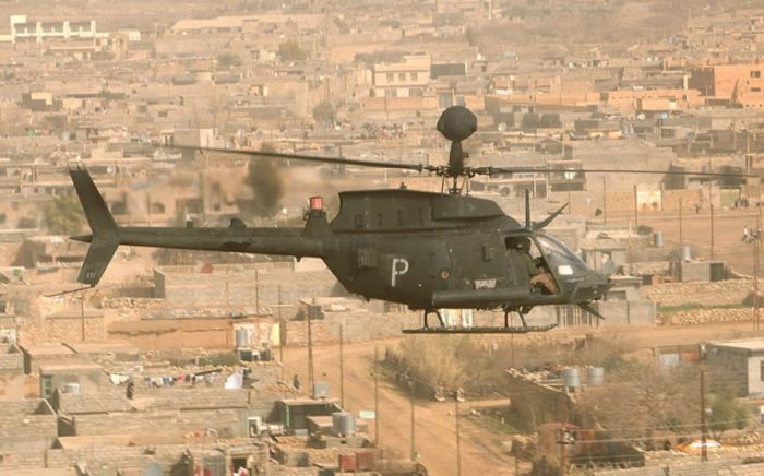 Bell OH-58D Kiowa Warrior (20)