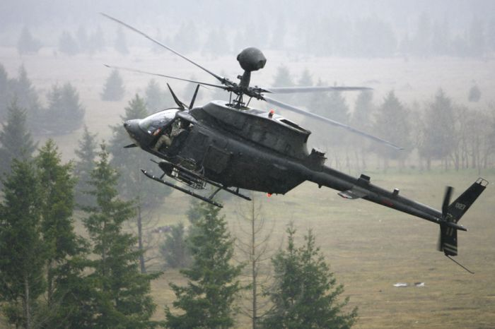 Bell OH-58D Kiowa Warrior (22)