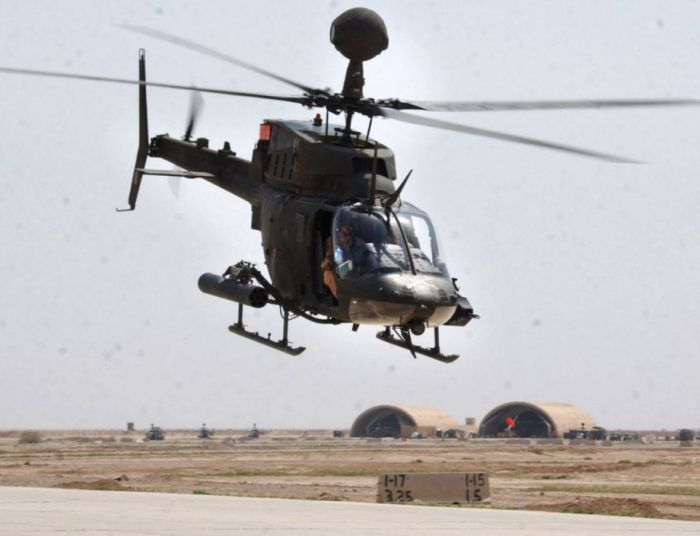 Bell OH-58D Kiowa Warrior (32)