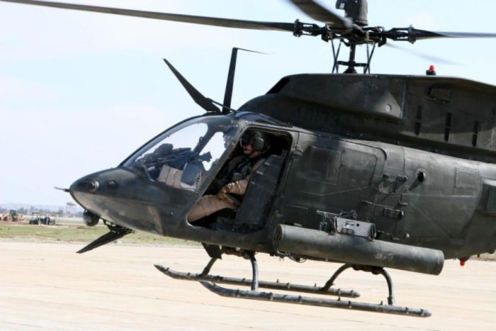 Bell OH-58D Kiowa Warrior (40)