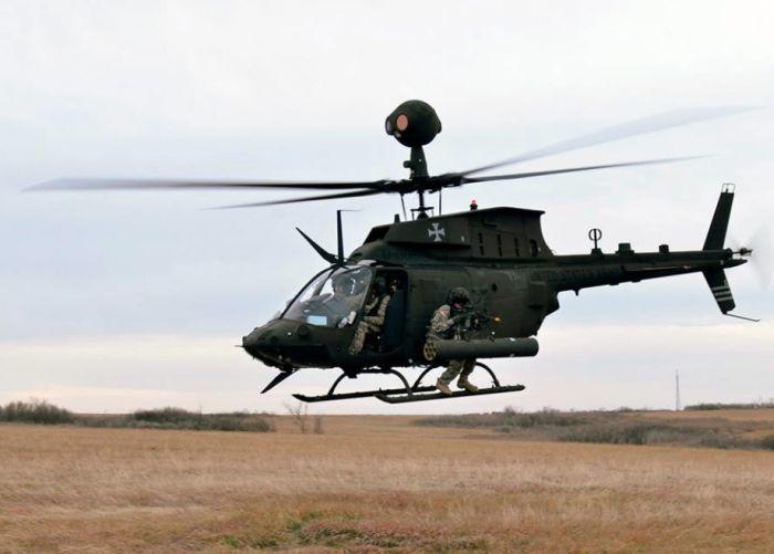 Bell OH-58D Kiowa Warrior (50)