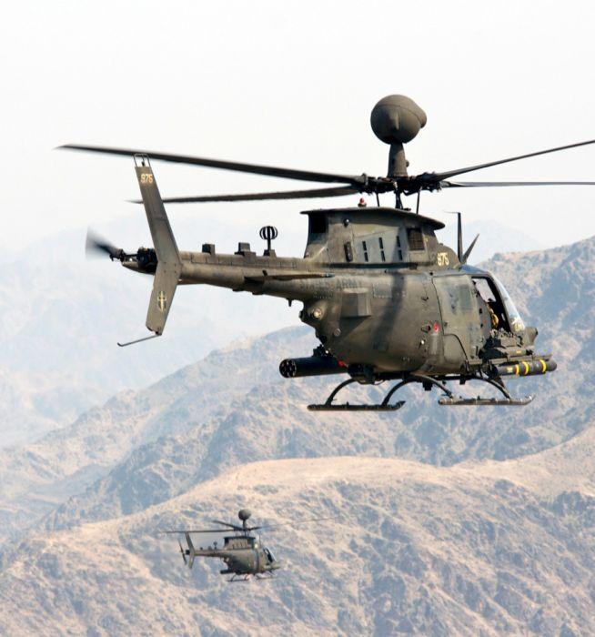 Bell OH-58D Kiowa Warrior (58)
