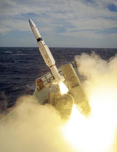 SM-2 Standard missile