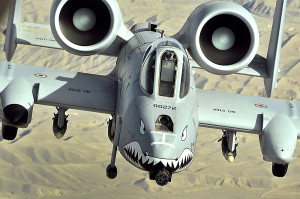 A-10-Front-View