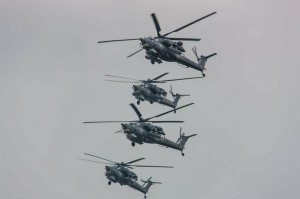 "Russian Mi-28N ""Night Stalker"" of Golden Eagles Helicopter Aerobatics Display Team india export iraq syria pakistan egypt missile (7)"