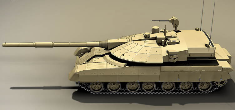 Future Military Tanks tank in the near future