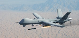Ultimate drone military aircraft MQ-9 Reaper