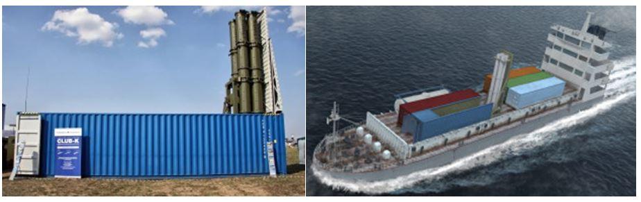 club k missile system