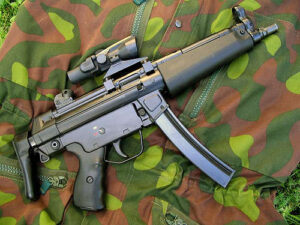 Advanced Combat Optical Gunsight on mp5