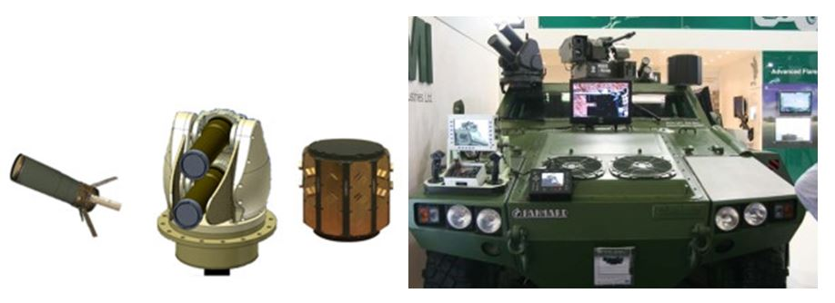 iron fist active protection system