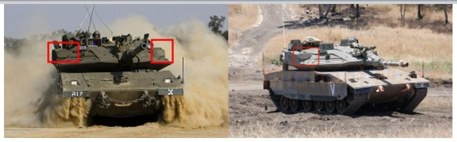 trophy active protection system