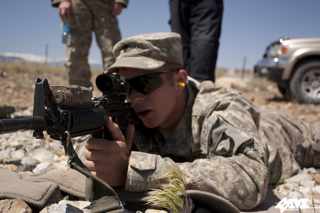 Advanced Combat Optical Gunsight ACOG