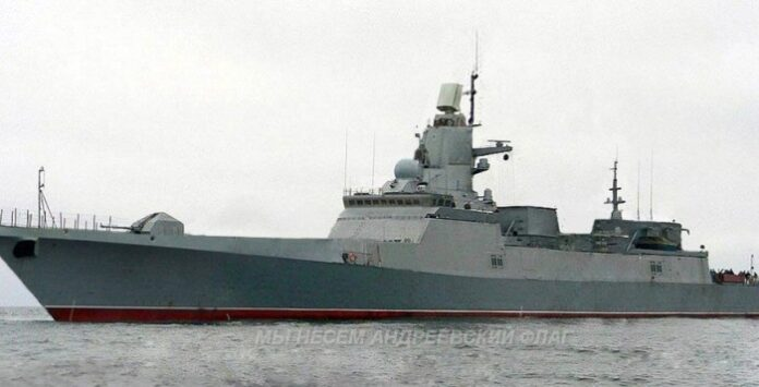 Admiral Gorshkov Class Frigates