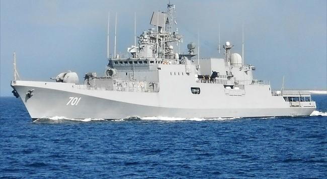 Admiral Grigorovich class